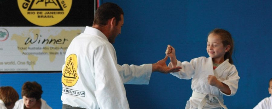 Brazilian Jiu Jitsu 7-14 anni (e Genitori)