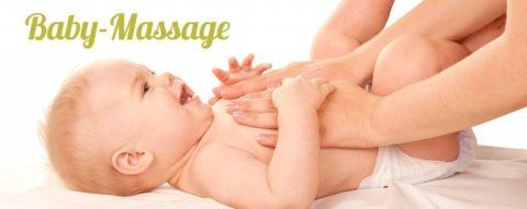 Massaggio Infantile – metodo AIMI