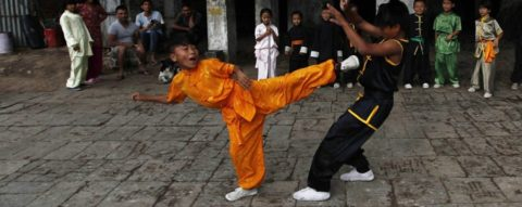 Wushu Kung-Fu Bambini & Ragazzi