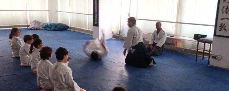 Aikido e Kendo Chambara 7-13 anni