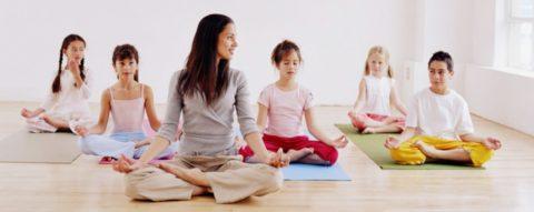 Yoga Bambini – 3 lezioni GRATUITE