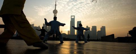 Tai Chi & Qi Gong – sede