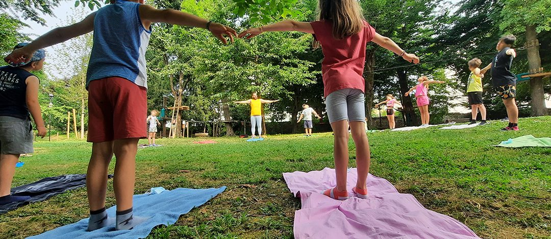 Yoga Bambini – Cicli da 8 incontri