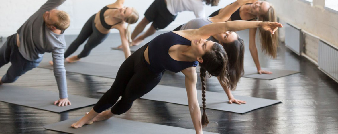 Corso Yoga Vinyasa Bergamo