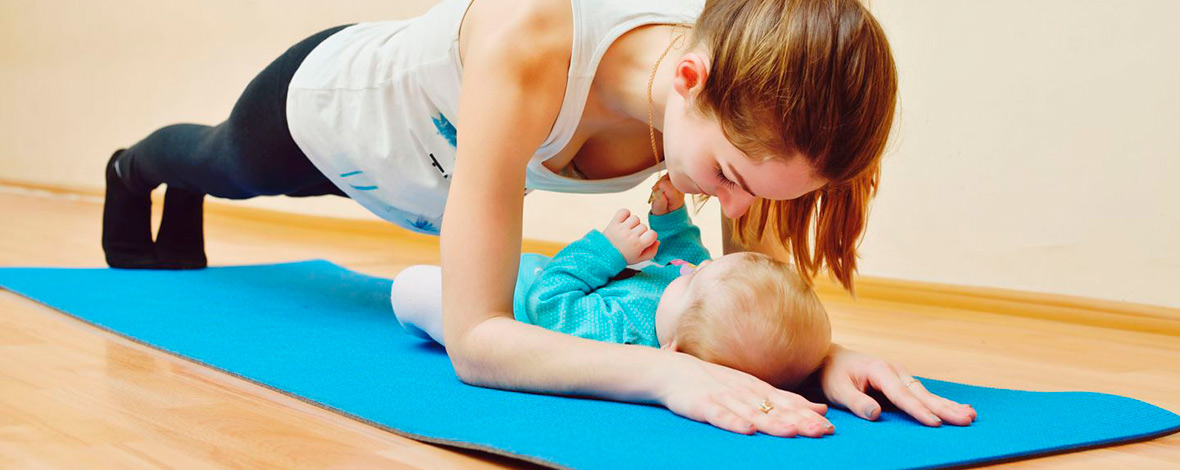 yoga post-parto online mamme bergamo
